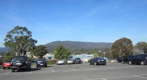 View of hills Boronia