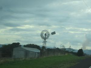 Windmill near Warragul
