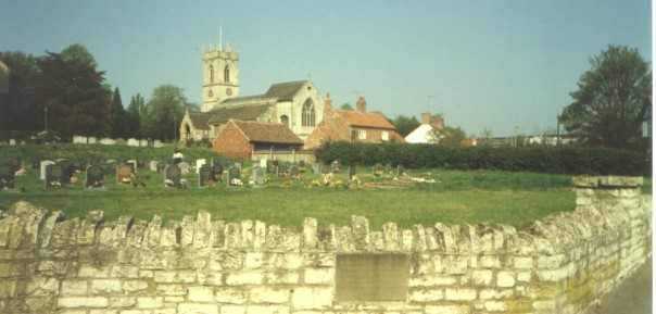 Church Graveyard