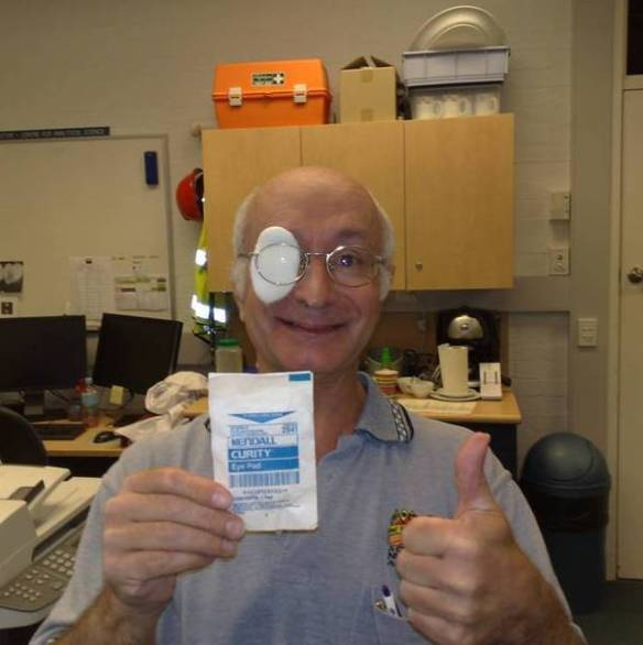 eye pad for sale
