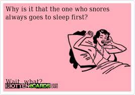 snoring 1
