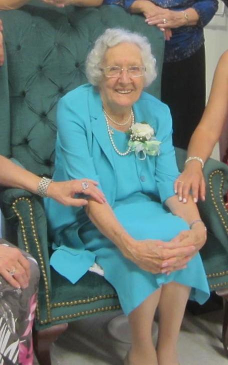 Aunty Dorothy