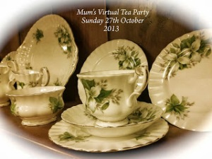 Mum's Virtual Tea Party