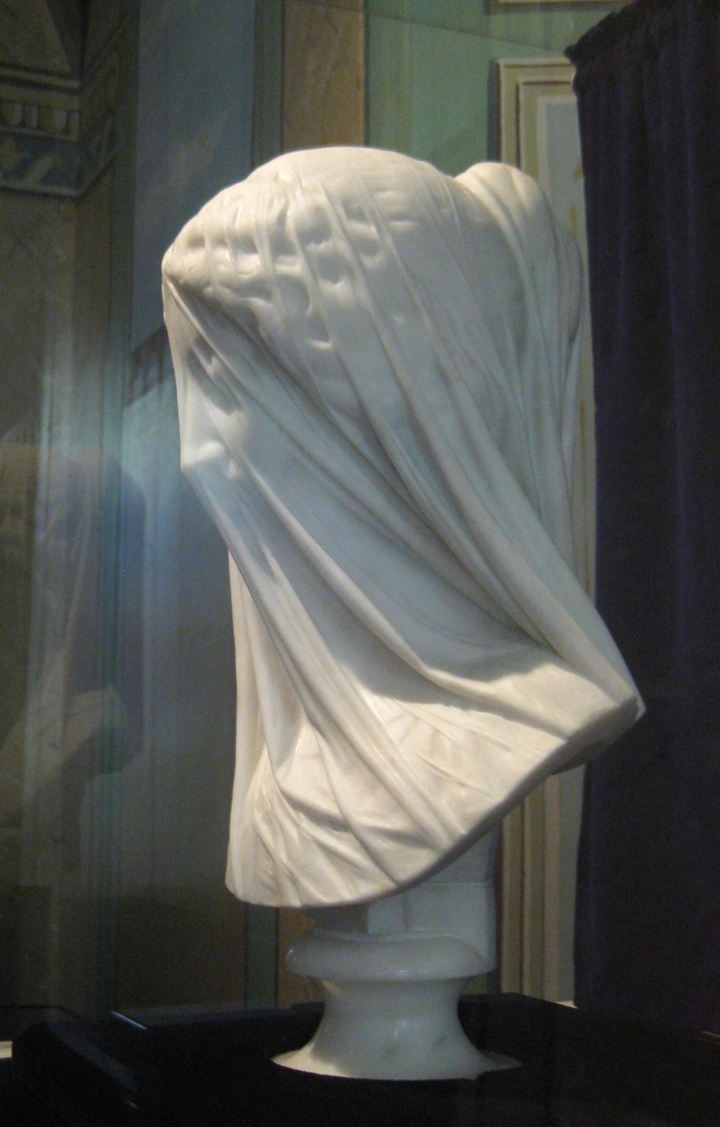 the veiled virgin cathy still waters