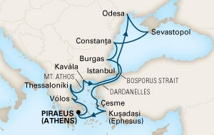 1 Cruise Black Sea Oct 2014