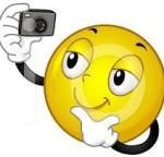 camera smiley