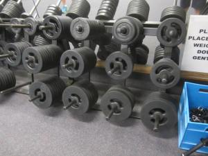 ~ ~ Round weights for barbells ~ BodyPump anyone? ~ ~