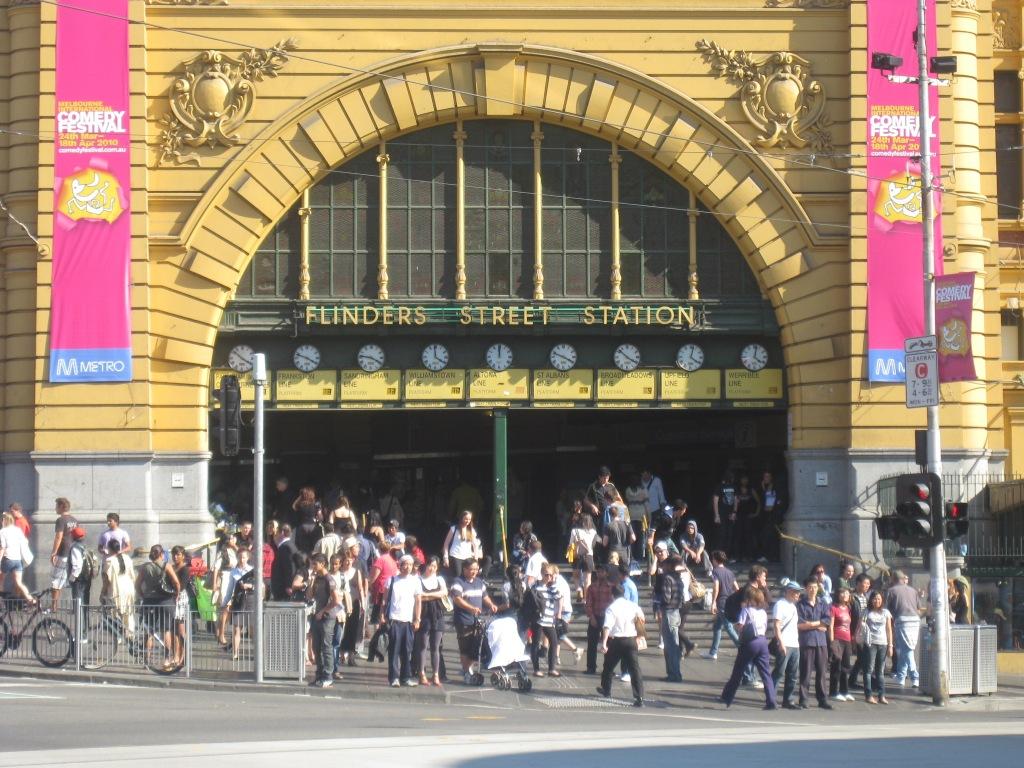 Flinders Street Station 1