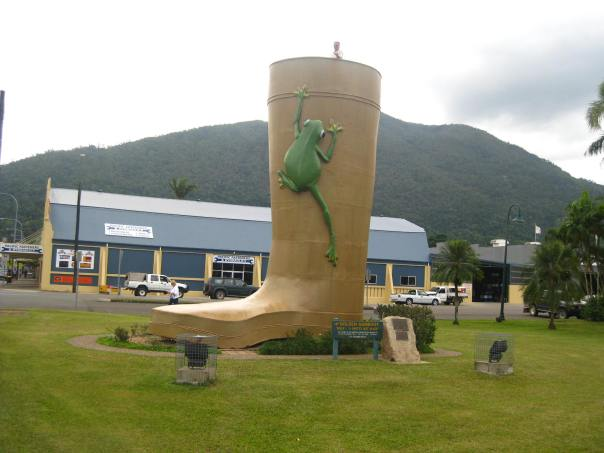 ~ Golden Gumboot at Tully ~