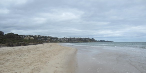 Oliver's Hill from Frankston Pier