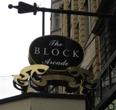 block sign