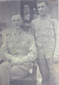 Grandad Thompson and   Gt Uncle Phillip Doyle