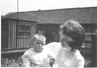 'Our big girl' and me 1963