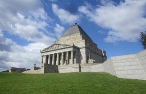 Melbourne Shrine