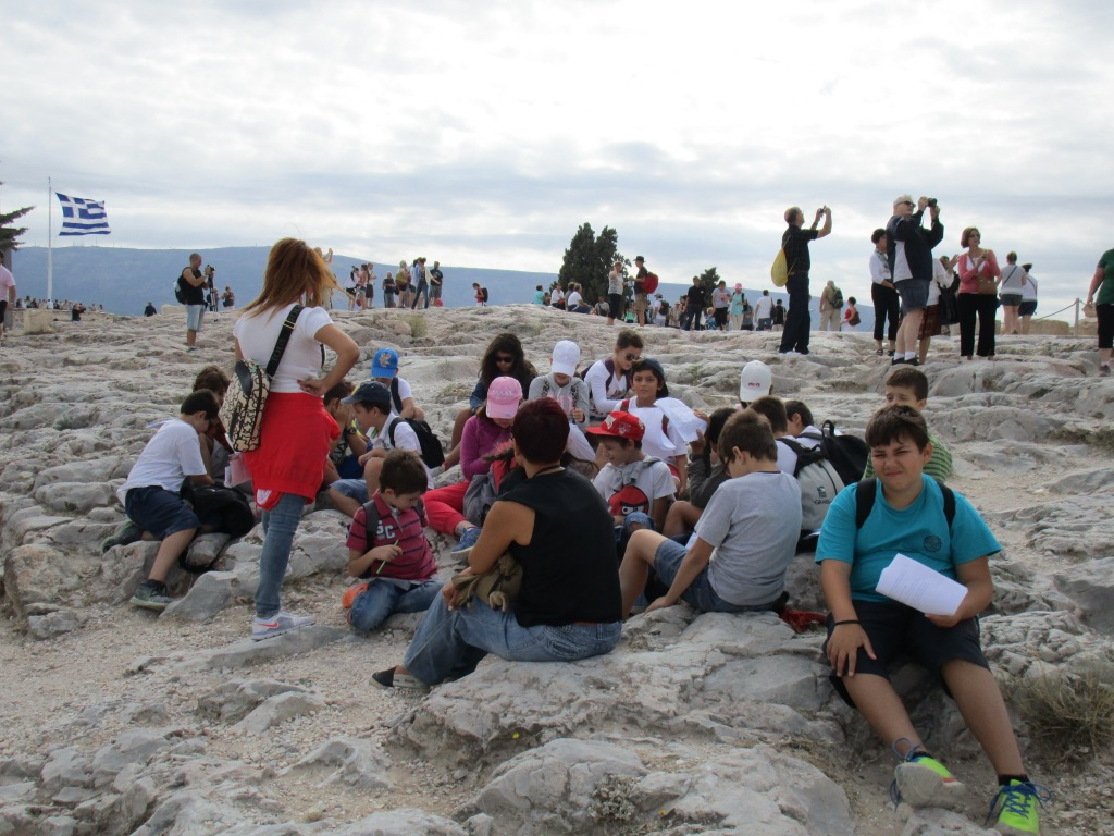 2014 Acropolis hill school