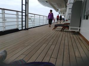 Deck walkers
