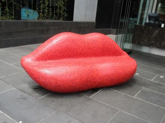 Baci Red Lips