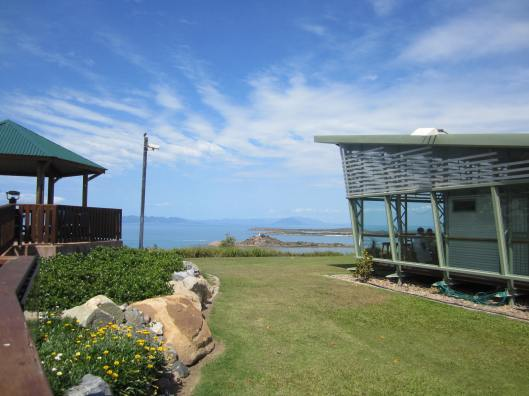 Cafe and Lookout Flagstaff Hill Bowen FNQ