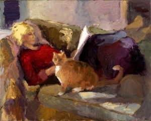 Sunday Afternoon by Bruce Bingham