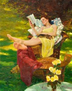 Reading by David Hettinger
