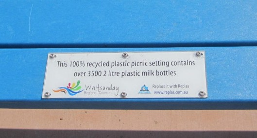 Whitsunday's recycling scheme