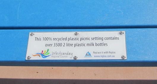 Whitsunday's recycling scheme