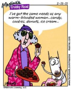 Maxine other good things