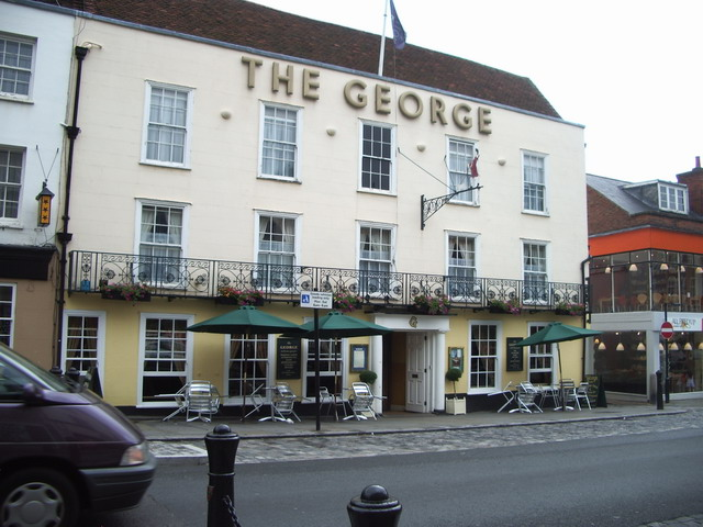 The George Colchester