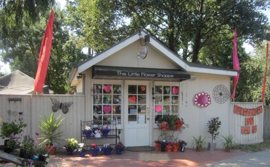 The Little Flower Shoppe Montrose Vic.