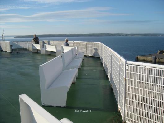 Ferry to Newfoundland 2010